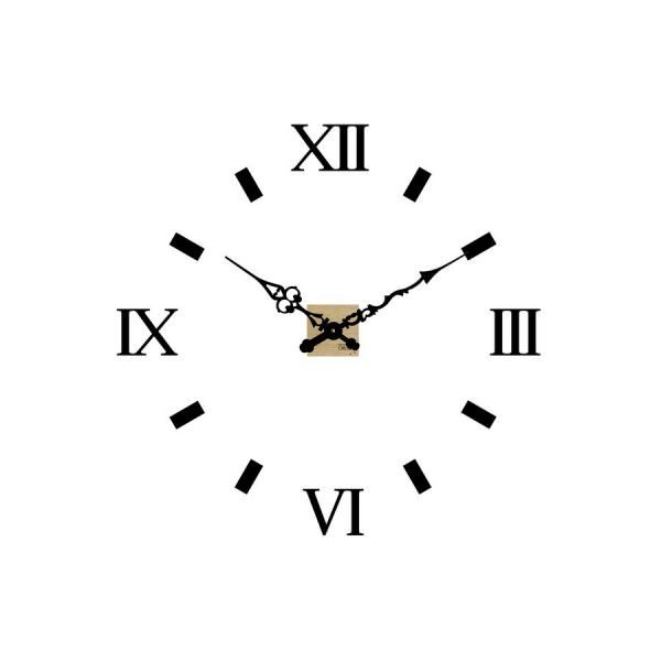 Grande horloge murale design d 39 int rieur et id es de meubles for Grande pendule murale design