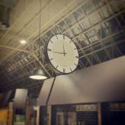 horloge pour lieu public