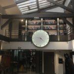 horloge de l'école mjn design