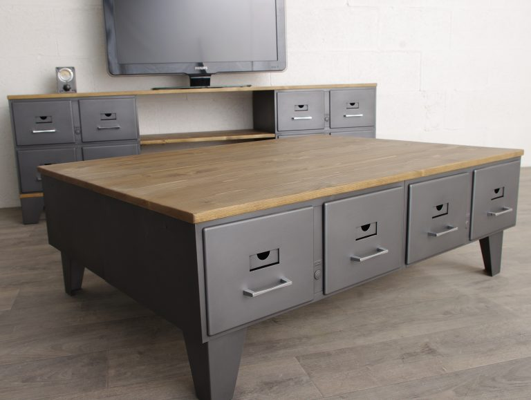 table basss industrielle