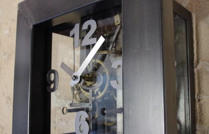 horloge comtoise sur mesure