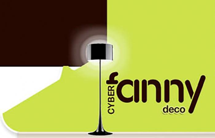 Cyber Fanny Deco