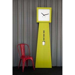 horloge comtoise contemporaine moderne