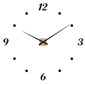 horloge deco murale Minima scri CPPP