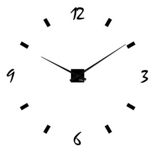 horloge design géante Minima Mist CPRP