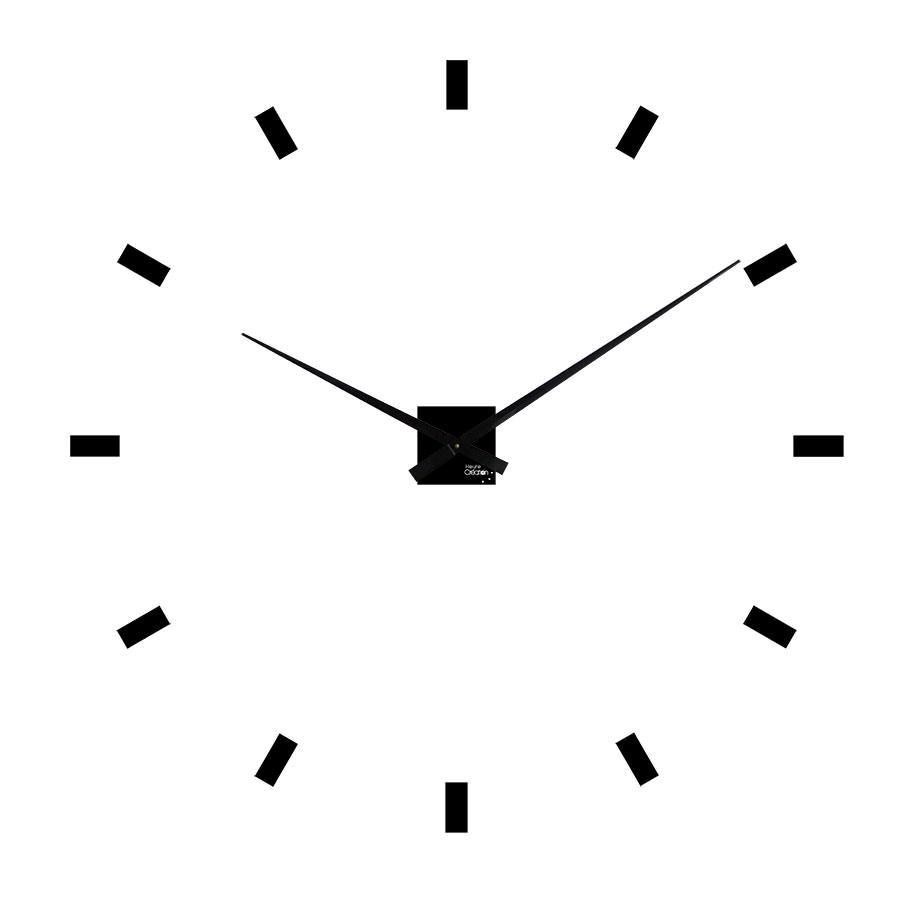 horloge g ante design minima sans chiffres heure cr ation