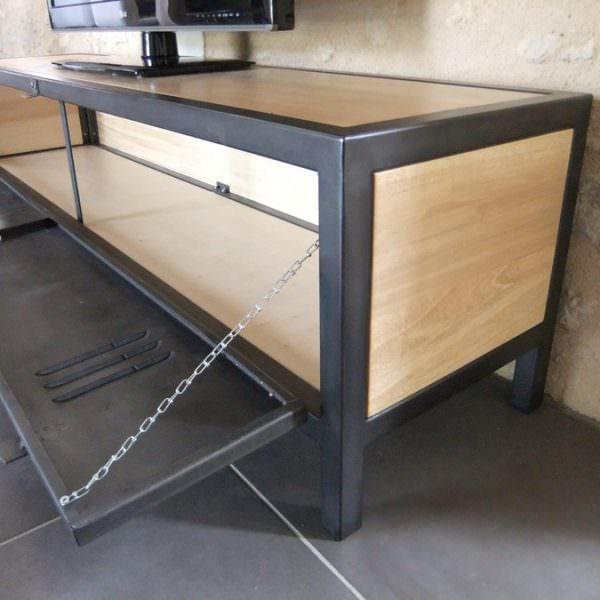 D coration meuble de chambre acier 23 montpellier for Meuble bureau montpellier