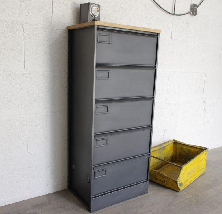 meuble clapets administratifs métal