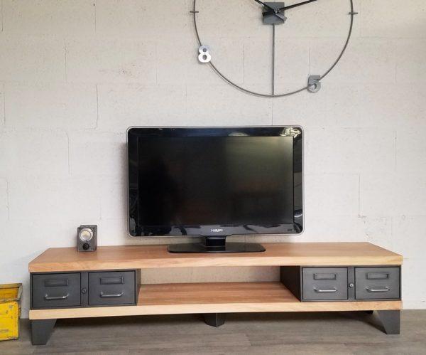 meuble-tv-manhattan-chene-massif